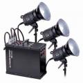Студийни светкавици - FalconEyes FP-3000-3