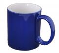 Чаша за сублимационен печат - магическа синя