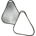 TriGrip рефлектор бяло/сребърно - 80 см.