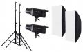 Комплект студийно осветление - SM600SB